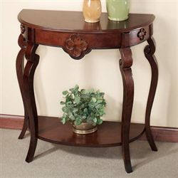 Kingscourt Console Table Regal Walnut