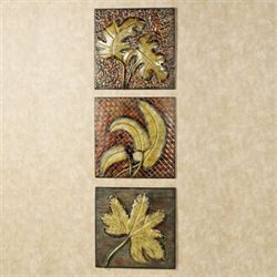 Natures Beauty Plaque Set