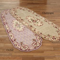 Marquis Floral Rug Runner 26 x 76