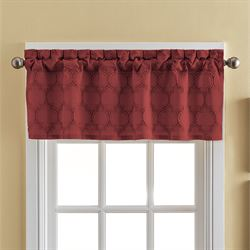 Dora Tailored Valance 52 x 18