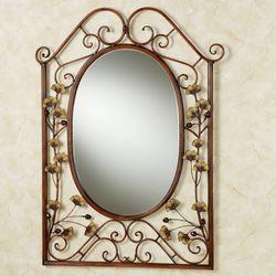 Ginkgo Wall Mirror