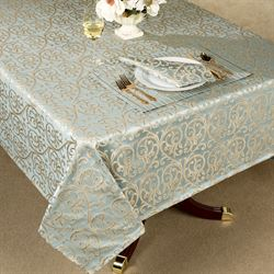 Anya Oblong Tablecloth