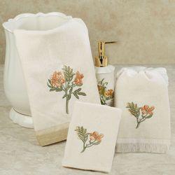 Alana Hand Towel Ivory