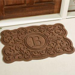 McKinley Monogram Doormat