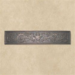 Urn Wall Plaque Antique Bronze