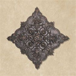 Fiorenza Wall Plaque Antique Bronze