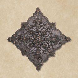 Fiorenza Wall Plaque Antique Bronze