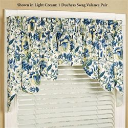 Regency Duchess Swag Valance Pair 100 x 30
