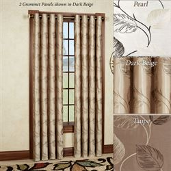 Astonish Grommet Curtain Panel