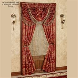 Tiffany Tailored Curtain Panel 54 x 84
