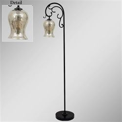 Balma Floor Lamp Bronze