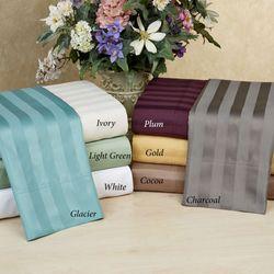 Delray Stripe Sheet Set