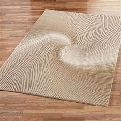 Dunes Waves Rectangle Rug