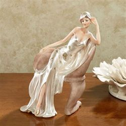 Tranquil Beauty Figurine Ivory
