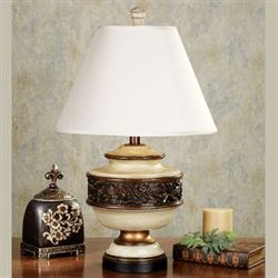 Valenza Table Lamp Cream