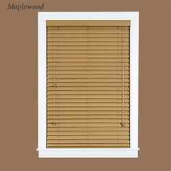 Faux Wood Plantation Window Blind