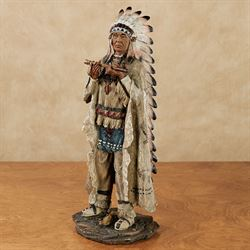 Majestic Tradition Figurine Multi Earth