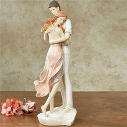 Comforting Moments Figurine Peach