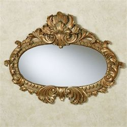 Bridgette Wall Mirror Verdi Gold