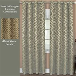 Sutton Grommet Curtain Panel