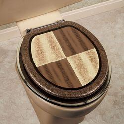Zambia Toilet Seat Brown