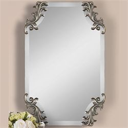 Emiliana Wall Mirror Clear