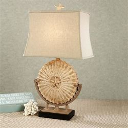 Sandoval Table Lamp with CFL Bulb Desert Sand Each with CFL Bulb