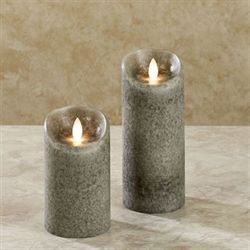 Tanala LED Candle Light Taupe