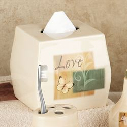Tranquility Lotion Soap Dispenser Beige