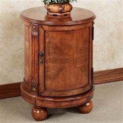 Eldred Chairside Accent Chest Natural Cherry