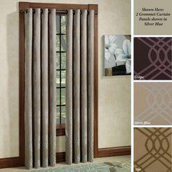 Christina Grommet Curtain Panel 55 x 84