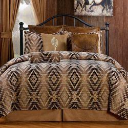 Chaco Canyon Comforter Set Tawny