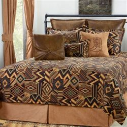 Tucson Comforter Set Multi Warm