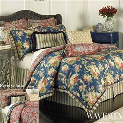 Sanctuary Rose Comforter Set Denim