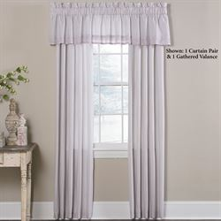 Lafayette Tailored Curtain Pair Wisteria 84 x 84
