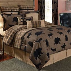 Summit Comforter Set Chestnut