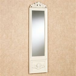 Aura Panel Wall Mirror Ivory