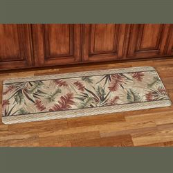 Key West Cushioned Runner Mat Multi Warm 55 x 20