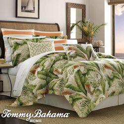 Palmiers Comforter Set Cream