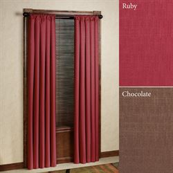 Kendall Thermaback Tailored Curtain Panel