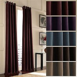 Messina Grommet Curtain Panel