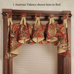 Valbella Austrian Valance