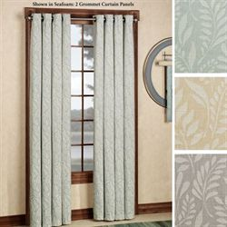 Meadow Grommet Curtain Panel 54 x 84