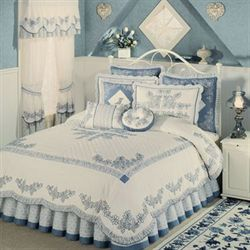 Westmont Comforter Set Ecru