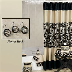 Zuma Shower Curtain