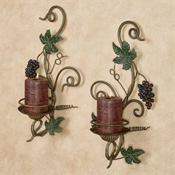 Vina Bella Wall Sconce Set