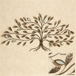 Marielle Tree Wall Art Brown