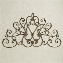 Pavia Scroll Wall Grille
