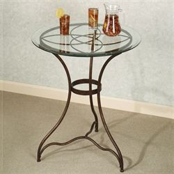 Sphaira Accent Table Bronze