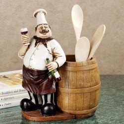Chefs Gourmet Utensil Hold
